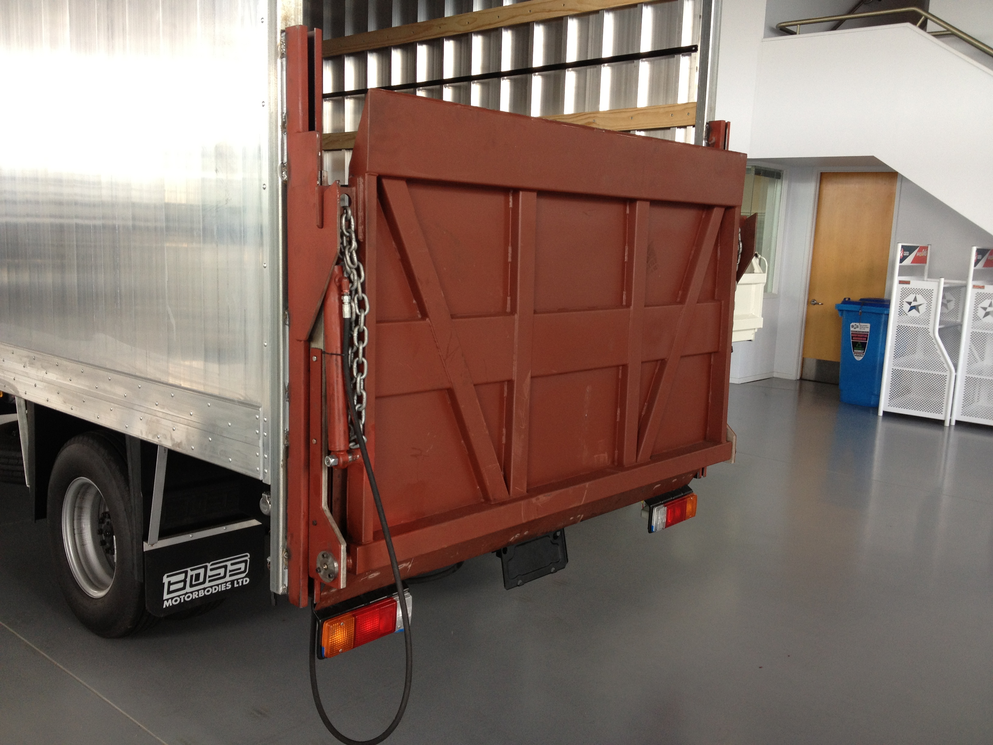 CV1000 Vertical Tail Lift