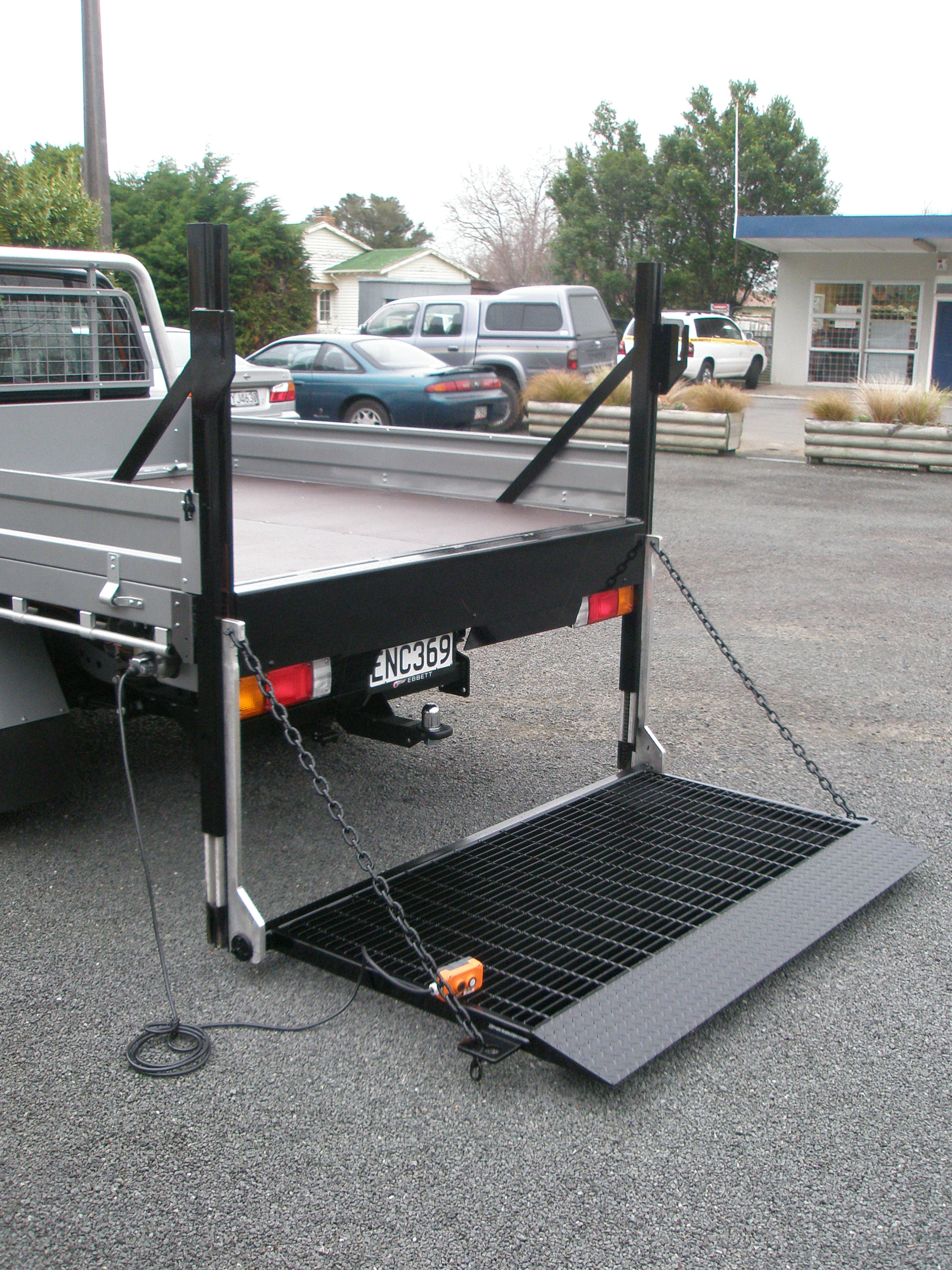 CV250 Vertical Tail Lift - Image 2